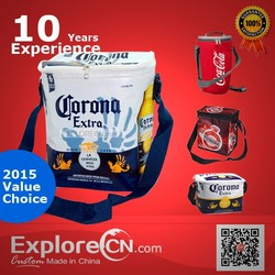 Customize Can and Bottle Insulated Cooler Bag