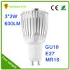 China manufacture 6w led spotlight e27 with ce rohs