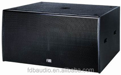 "Professional Subwoofer/18"" Subwoofer Speaker Box"