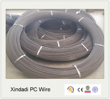 High tensile Strength Spiral PC Steel Wire 4mm with high carbon steel 82b