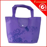 ECO Friendly Cheap Nylon Foldable Shopping Bag