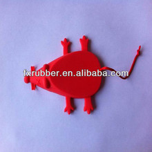 Torre & Tagus Mouse Silicone Door Stop