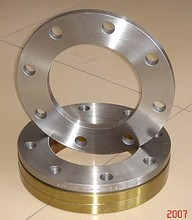 En 1092 Stainless Steel Forged Type 01 Plate Flange