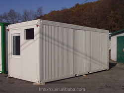 Mobile prefabricated container house ,container homes office /living room ,apartment ,labor camp