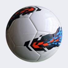 Laminate good quality replica european soccer team names soccer ball
