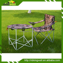 top selling folding camping round table