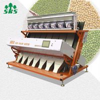Agricultural Machines Advanced Optical Sorting Grain CCD Color Sorter For dehydrated vegetable (Spinach/Garlic Slice/Carrot)