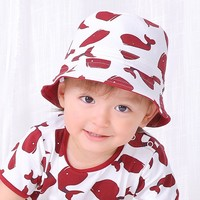 wholesale 2015 newest design baby summer soft cap high quality cotton knitted baby cap