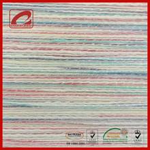 Cotton linen blended fancy slub yarn knitting machine cone yarn