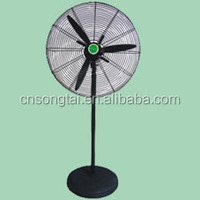 brand industrial electric stand fan factory