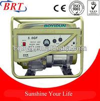 1-10kw gasoline generator set 8500w gasoline generator
