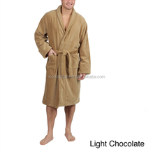 2015 OEM Cotton Terry Long Bathrobe