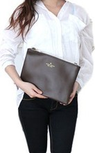 korean style shoulder clutch bag for lady