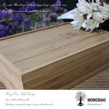 HONGDAO wooden pen box,fancy pen box