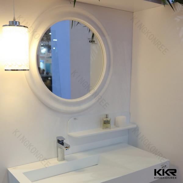 Wash basin with mirror acrylic self adhesive mirror sheet for Wash basin mirror price