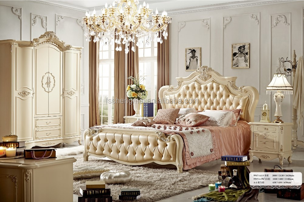 white color antique bedroom furniture for dubai market buy bedroom