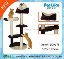 2015 hot sale Alibaba China corrugated cardboard cat house,cat scratcher,cat manufacture
