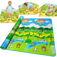 Thickness Baby Crawling Mat baby play mat Forest Pattern SV010373
