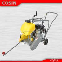 Electric or power road portable asphalt concrete cutter