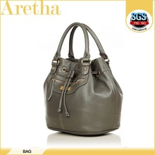 women leather bag,handbag handle long leather