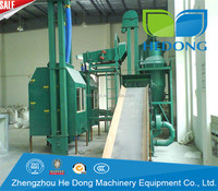 electrostatic separator recycling machinery for waste circuit boards/pvc/PU plate