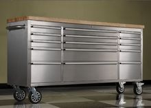 72 Inch Tool Box & Storage & Trolley