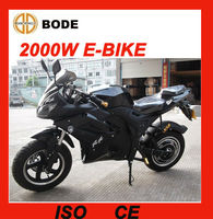 Top New 2000W electric super pocket bike(MC-250)
