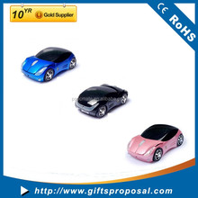 2.4G Wireless Ferrari Car Shape Mouse with LED Light PC Mouse USB Mouse Mice
