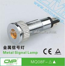 8mm Flat Head LED Signal Light / Indicating bulb