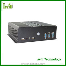 Iwill S100 high-quality all aluminum Mini itx industrial computer case