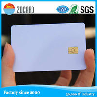 2015 biggest factory for card! blank pvc smart card, ID card