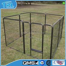 Toplong Popular Deformable Heavy Duty Pet Cage Puppy Pen/dog kennel with door