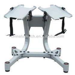 2 in 1 Adjustable Dumbbells Stands For Adjustable Dumbbell 1090 Set & Dumbbell 552 Set