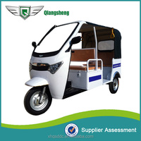 2015 New pollution free battery electric tricycle for passenger