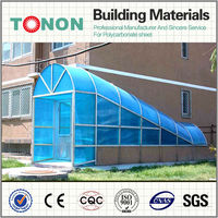 honeycomb PC hollow sheet