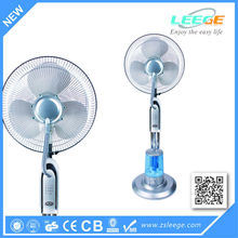 Good quality 16 inch water spray fan/mist spray fan