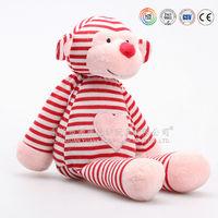 Plush ICTI OEM factory customized plush toys monkey toy for girl
