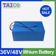 Hot Sale 36v 10ah Rechargeable Lithium Polymer Battery Pack For Portable Devices