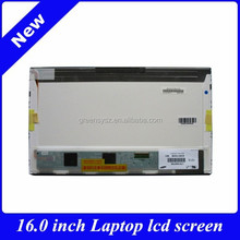 Brand new replacement laptop monitor ,16.0 inch laptop led panel ,LTN160AT06