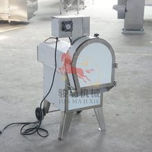 full functional frozen blocks of meat slicing machine SH-125S