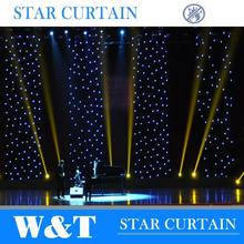 W&T seamless connect LED backdrop stand for wedding for wedding