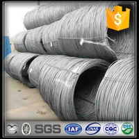 hot rolled alloy wire rod sae 1006 steel sae 1008 wire rod