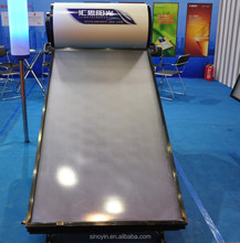flat plate compact thermosiphon solar hot water heater Integrated pressurized solar water heater system 150l 300l