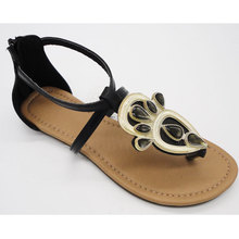 Innovative design new style colorful flat shoes