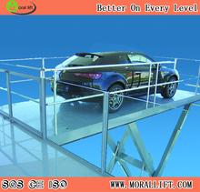 equipos de elevación del coche
