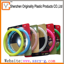 silicone glowing steering wheel covers