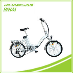 Lightweight Moped Foldable Bikes Made In Japan