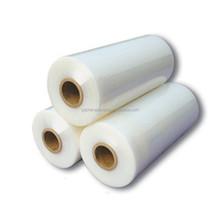Machine clear LLDPE wrap stretch film