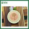 Round sheap Gule stick adhesive sticker for food permanent adhesive stickers anti-theft adhesive sticker