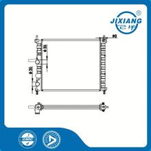 Brazing radiator /small aluminum radiator /mechanical radiator For Fiat CORE SIZE :475*398*16/26